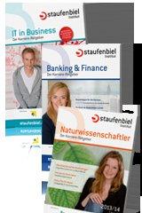 Neue Karriere-Ratgeber von Staufenbiel - kostenlos