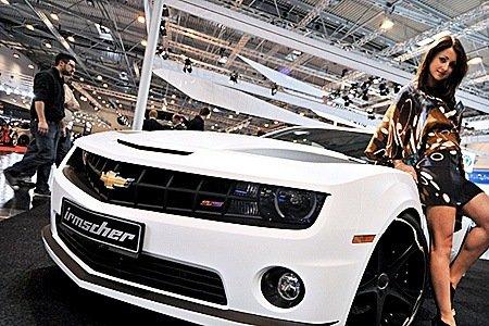 1 Ticket für die Essen Motor Show 2013 vom 30.11.-08.12.
