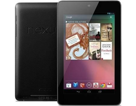 Asus Google Nexus 7 16GB für 149,90€ @MeinPaket