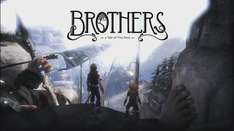 Brothers - A Tale of Two Sons (6,99€) und The Whispered World (1,99€) @ Steam Halloween Sale