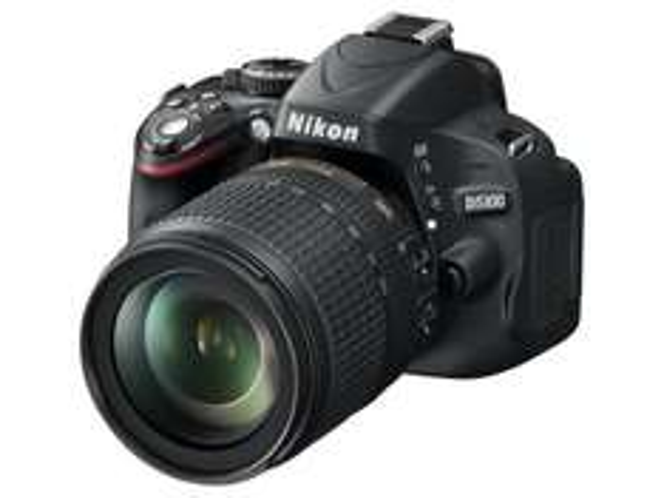 Nikon D5100 + 18 - 105mm Objektiv - 473,99€