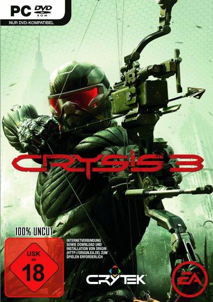[PC] Crysis 3 für 8,97 Euro bei amazon.de