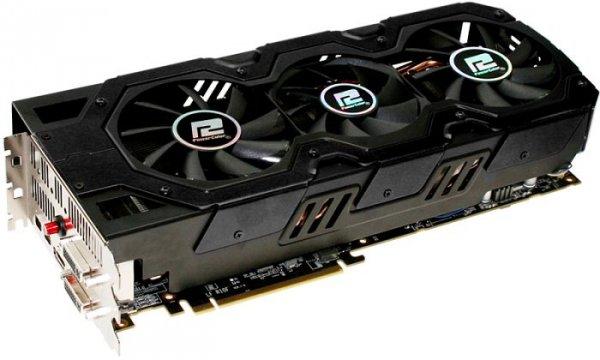 Radeon HD7990 Grafikkarte für 400€