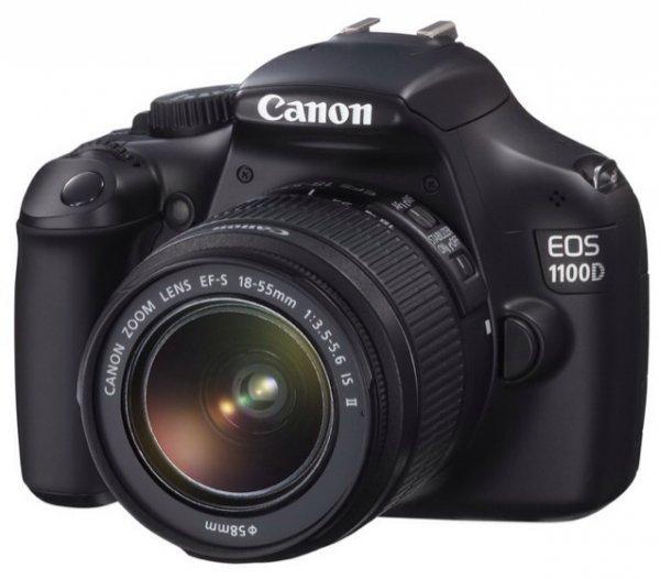 Canon EOS 1100D mit IS II 18-55 bei Saturn.de