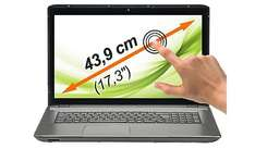 "17,3"" Touch Notebook bei Medion"