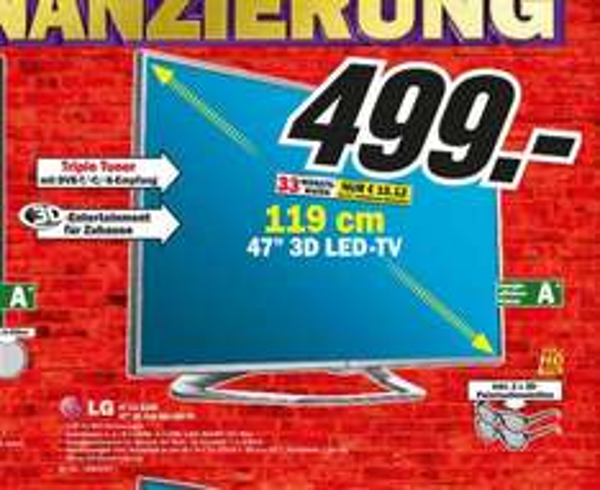 [Lokal Trier] MM Trier LG 47 LA 6136 499,- €