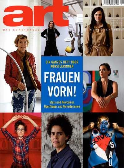 Zeitschrift Art für effektiv 18€