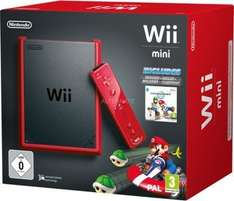 [MM Speyer]  Nintendo Wii mini Mario Kart  Bundle  99€