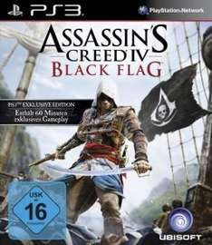 Assassin's Creed IV - Black Flag Exclusive Edition PS3 für 52,99 € [rakuten.de]