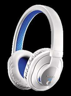 On-Ear Bluetooth Headset: Philips SHB7000WT für 44,- EUR inkl. Versand