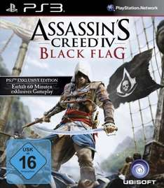 Assassins Creed 4 Black Flag für PS 3 (Sonderediton)
