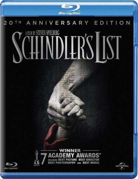 Schindlers Liste [Blu-ray] für 8,97€ bei Amazon.de