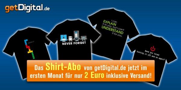 [FACEBOOK] T-Shirt für 2€ abgreifen (getdigital.de)