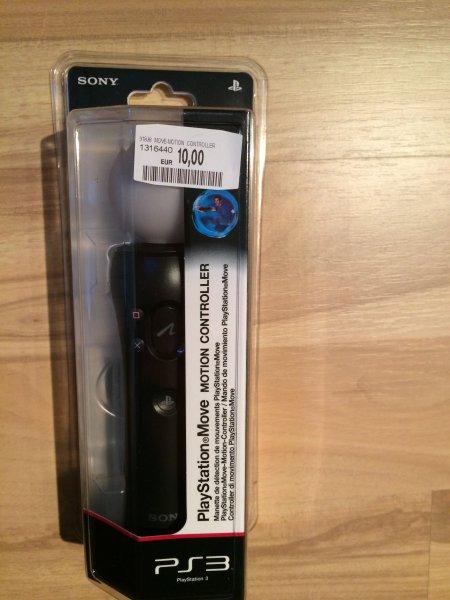 [Lokal Göttingen] PlayStation Move Motion Controller 10€ - MediaMarkt Göttingen