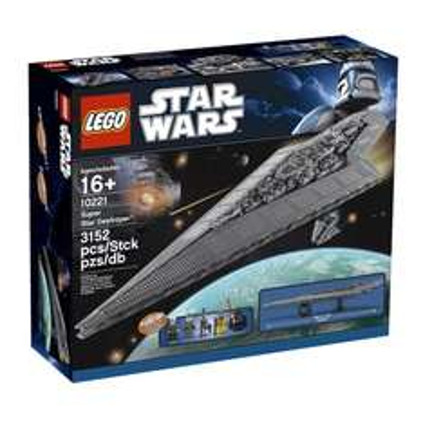 Lego Star Wars Super Star Destroyer für 310,20€ @Amazon.fr