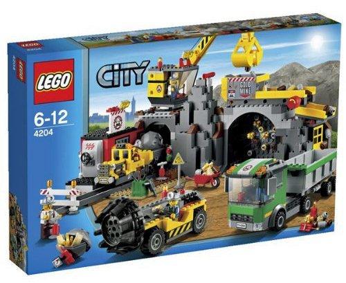 [Online] Lego City Bergwerk 4204 für 44,99 € @ myToys