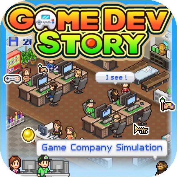 Game Dev Story für 0,89€ anstatt 3,59€ für iOS