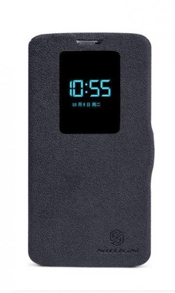Vernünftiges Flipcover / Case für 's LG Optimus G2 D802 MIT Quick Window und Sleep/Wake (Versand aus DE)