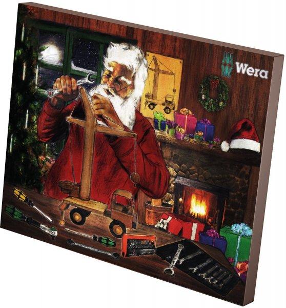 Wera Werkzeug-Adventskalender 2013 - super Weihnachtsüberraschung für den Mann