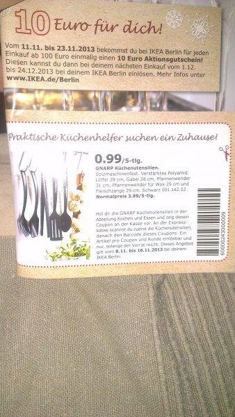 IKEA Berlin Praktische Küchenhelfer