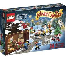 LEGO City - Adventskalender (60024) für 15,99€ @ Pixmania