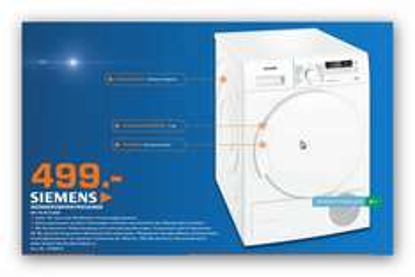 [Lokal Hürth]Wärmepumpentrockner Siemens WT44W2Eco