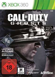 Call of Duty: Ghosts für 0,- EUR*x0dGameStop