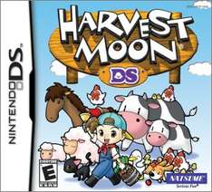 Harvest Moon DS [Amazon WHD - Wie neu!]