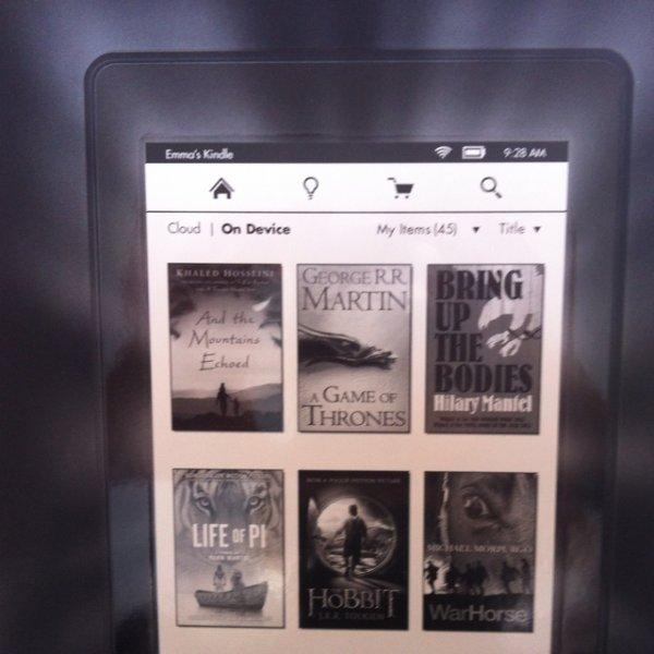 (Lokal Saturn Essen) Kindle Paperwhite WiFi 2013 neues Modell 99€ (ohne Prime)