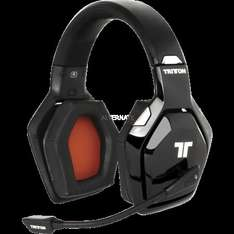 "Tritton Surround Headset 7.1, kabellos ""Warhead 7.1"""