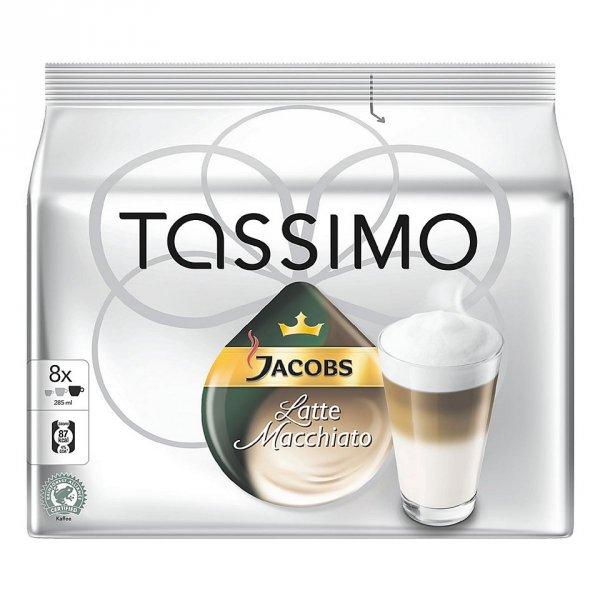 [REWE] Tassimo T-DISCS: Latte Macchiato oder Caffè Crema XL für 3,99€ / Krönung oder Cappuccino für 3,89€