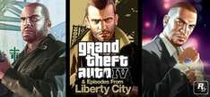 [STEAM] Grand Theft Auto IV: Complete Edition für 7,49 €