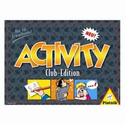 "Activity Club Edition ""ab 18 Jahren"" für 25,92€ (idealo: 39,21€) @ amazon.de"