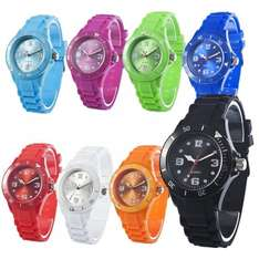 Silicon ice watch Stylish and classic appearance, small and exquisite FX841 in versch. Farben für 1,58€ @ebay
