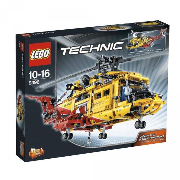 Karstadt on- und offline: LEGO 9396 - Großer Helikopter für 64,79 Euro