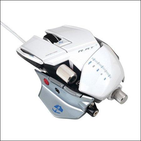 [Ebay-Saturn] Cyborg R.A.T.7 Contagion  /Weiß  NEU/Ungeöffnet  60 €+ 5 € Versand