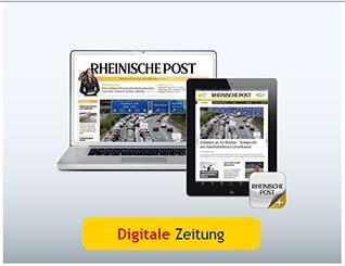 Rheinische Post Digitalausgabe 6 Wochen gratis lesen - Keine Kündigung notwendig