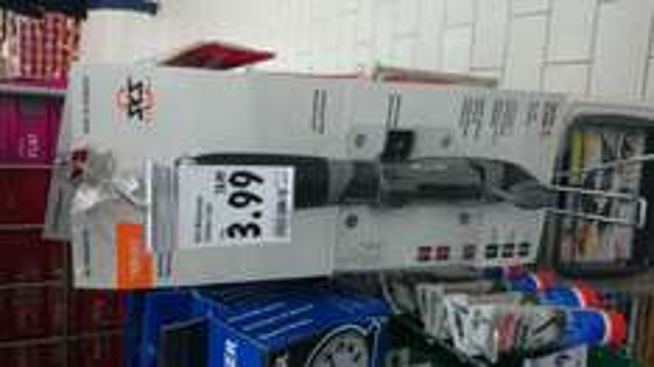 SKS Twinjex Mini Fahrradpumpe im Kaufland