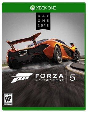 Forza 5 Day One Edition für 50,42 € - gültig bis zum 11.11.
