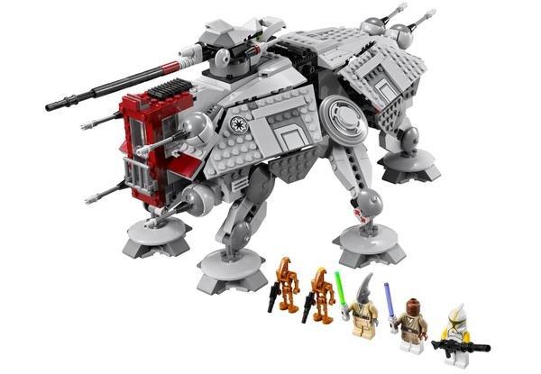 LEGO Star Wars 75019 - AT-TE bei BOL.DE mit Gutscheincode für 71,99 €