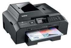 [Metro]Brother MFC-J5910DW All-in-One A3 Multifunktionsgerät (Scanner, Kopierer, Drucker, Fax) f.83,29€/PVG ca.100€