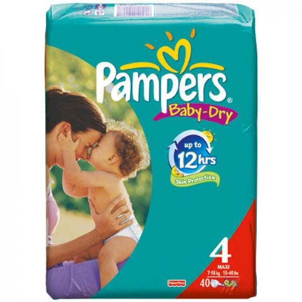 [Rossmann] 2 Packungen Pampers kaufen - 3 € sparen >> 6,95 € pro Packung