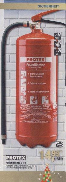 [50 Jahre Metro] Protex Feuerlöscher 6KG für 17,84€ inkl. MwSt. ab 07.11 Idealo vgl. Preis: 22,20€