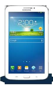 Samsung Galaxy Tab 3 7.0 8GB 3G T2110 für 49 € und mit O2-Tarif monatl 8,99€ statt 14,99€