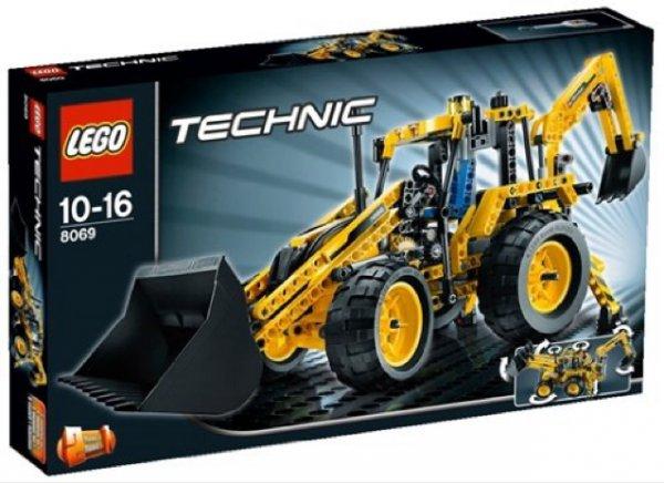 [Lokal Marktkauf Dresden] LEGO Technik 8069 Baggerlader 30 Euro