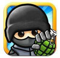 Fragger - iPhone iTouch