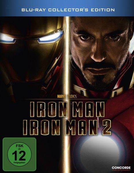Iron Man 1+2 auf Blu-Ray für 5 Euro (Saturn Essen)