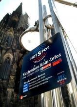 Kölner Innenstadt bekommt kostenloses WLAN ab 25.11.2013