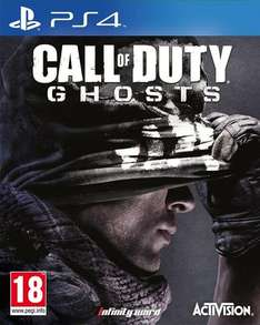 Call of Duty: Ghosts + Free Fall - uncut AT Version für PS4 & XBox One für 55,99€ inkl. VSK!