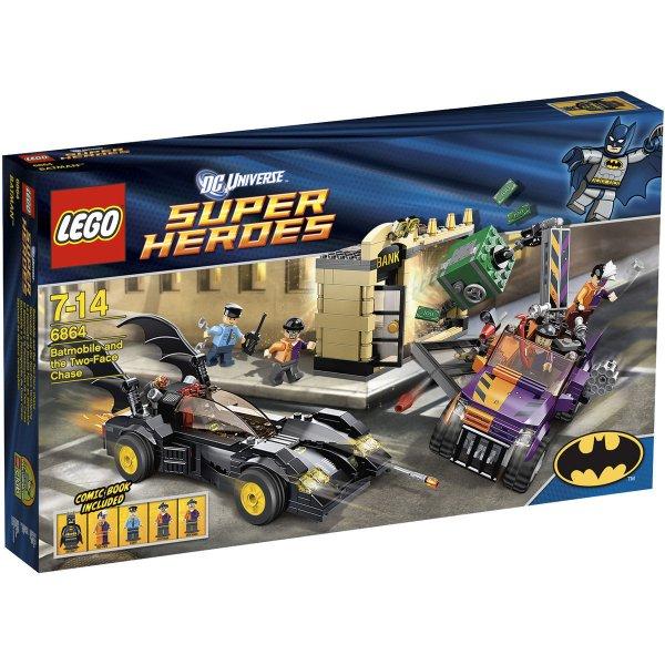 Lego Super Heroes zum 1/2 Preis bei karstadt.de (z.B. 6864 Batmobile Verfolgung für 30€, 6873 Spiderman Doc Ock Hinterhalt für 20€ )